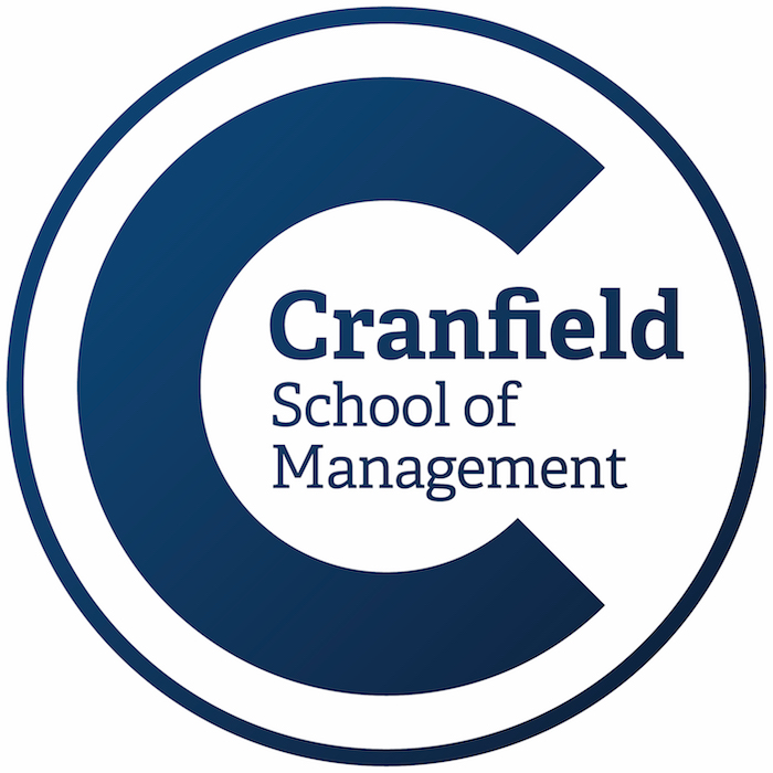 Logo of Cranfield School of Management MBA & DBA Programs