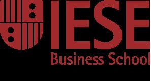 Logo of IESE Business School
