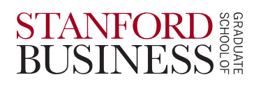 Logo of Stanford Graduate School of Business